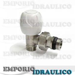 Valvola a squadra termostatizzabile icma ri3848 50 7 for Scaldabagno idraulico con pex