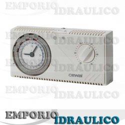 Cronotermostato meccanico giornaliero pt30 ri2500 40 for I migliori cronotermostati