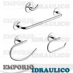 Minikit metaform one 4 pezzi ab0595m emporio idraulico i migliori marchi a - Metaform accessori bagno prezzi ...